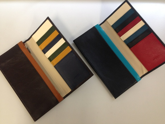 JOGGOの本革財布