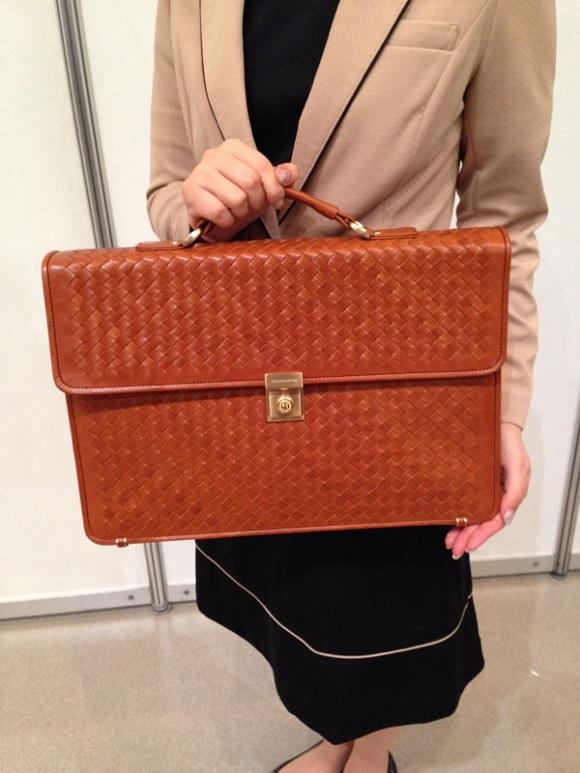 ココマイスターのビジネスバッグ「マットーネオリヴェートマイスター」