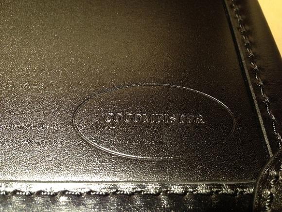ココマイスター、ビジネスバッグ・アタッシュケース「クリスペルカーフ ブレーメン」のロゴ