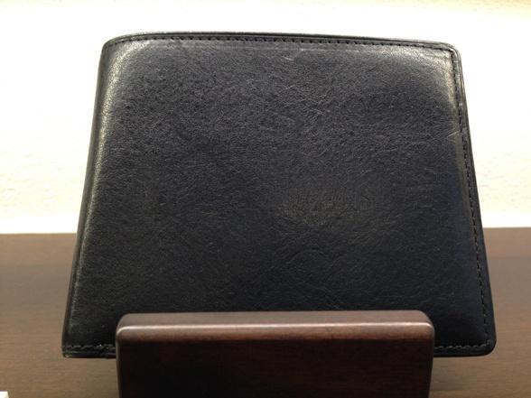 COCOMEISTER・ココマイスターの長財布「マルティーニアーバンパース」オールドブラック