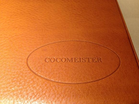 ココマイスター・アタッシュケース「マルティーニストックウェル」のロゴ