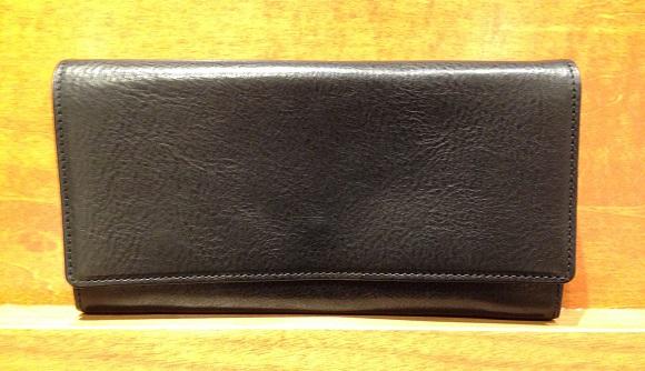 cocomeister・レディース財布「マルティーニエルバウォレット」ブラック