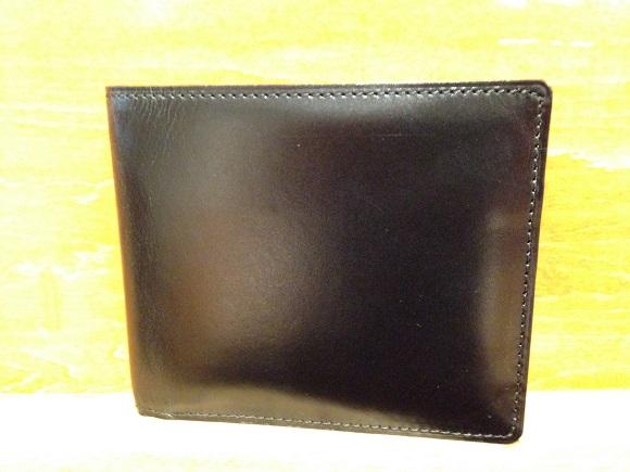 cocomeisterの二つ折り財布「ジョージブライドル バイアリーパース」