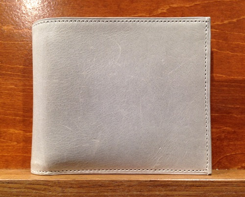 cocomeisterの二つ折り財布「ナポレオンカーフボナパルトパース」