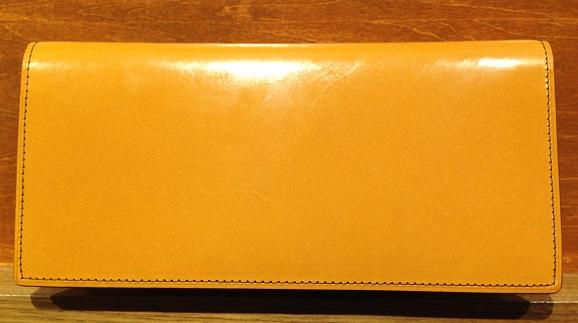 cocomeisterの長財布「ブライドルインペリアルウォレット」ロンドンキャメル