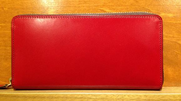 cocomeisterの長財布「ブライドルグランドウォレット」