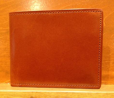 cocomeisterの二つ折り財布「ブライドル インペリアルパース」