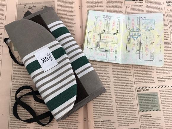 海外旅行用財布、トラベルオーガナイザー