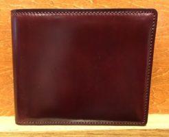 シェルコードバンジョンブル・ココマイスターの二つ折り財布