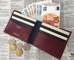 JOGGO・二つ折り財布(小銭入れなし)
