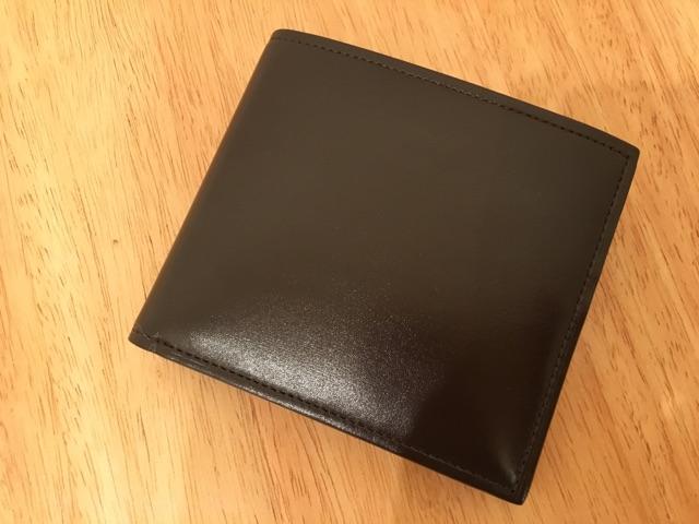 ココマイスターの二つ折り財布・クリスペルカーフロシュパース