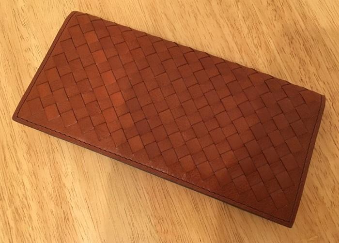 マットーネヴォルタウォレット・ココマイスターの長財布、札入れ