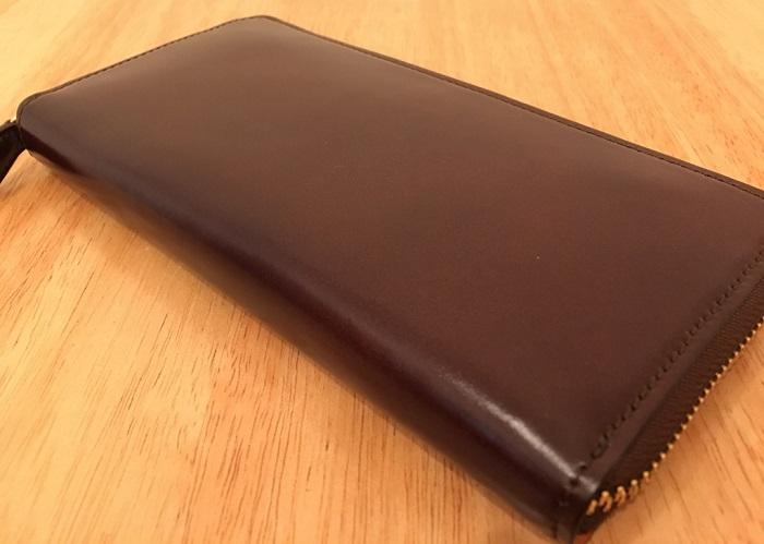 マイスターコードバンスカイスクレーパー・ココマイスターの長財布