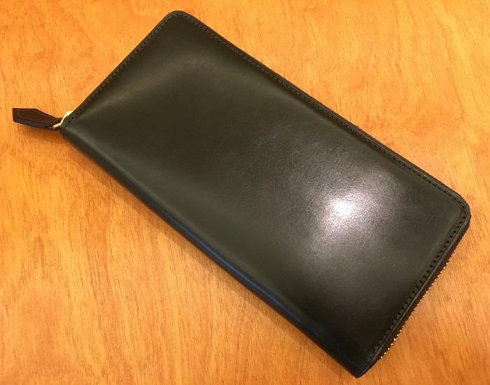 ココマイスターの長財布・ロンドンブライドル グラディアトゥール