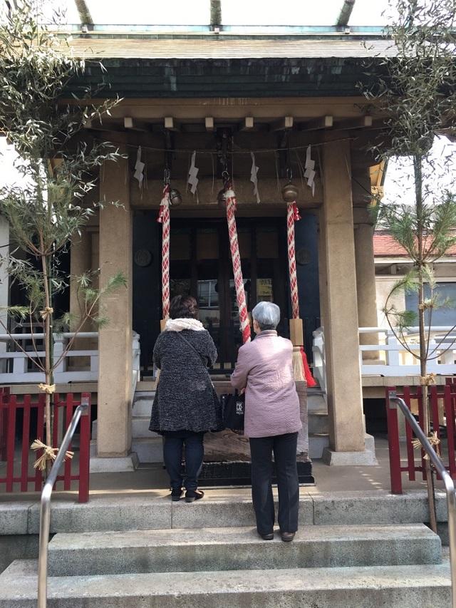 皆中稲荷神社(かいちゅういなりじんじゃ)