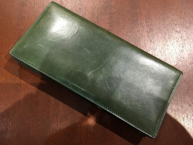 プルキャラックロンバルディア・ココマイスターの長財布