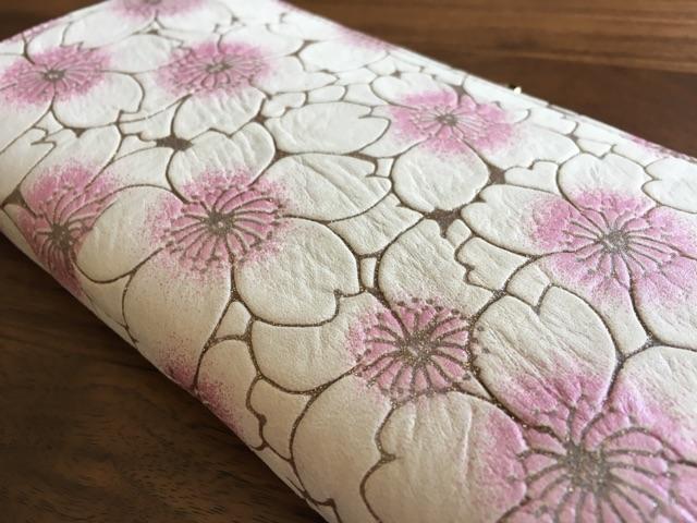 エーテル・AETHERの財布、サクラシリーズ