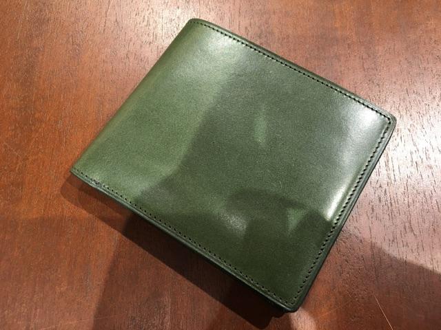 プルキャラックパルテノーペ・ココマイスターの二つ折り財布