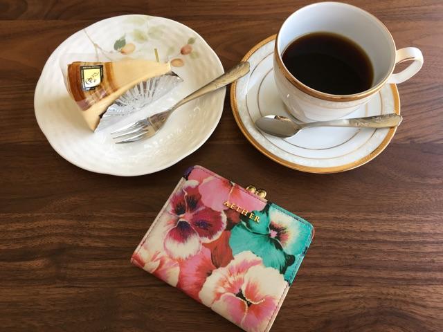 エーテル・AETHERの財布、パンセ・オデット