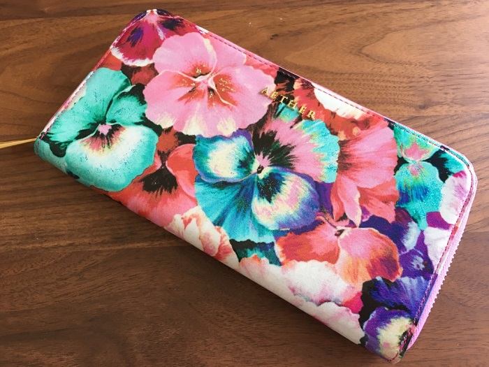 エーテル・AETHERの財布、パンセ・ブーケ