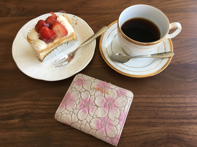 エーテル・AETHERの財布、サクラ・オデット