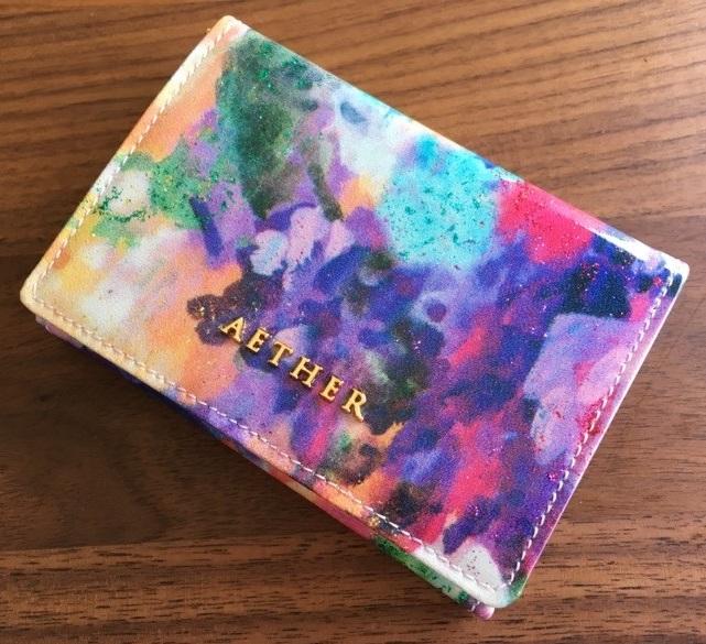 エーテル・AETHERの財布、フルール・ジュール