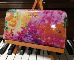 エーテル・AETHERの財布、フルール・ブーケ