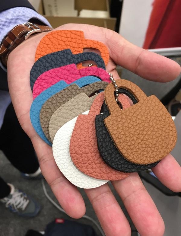 NAGATANI・カラーセレクトオーダーの革の色