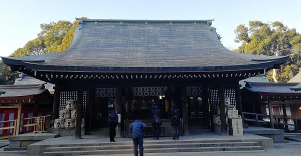 氷川神社(大宮) | 大湯祭(十日市)の福財布(富久財布)と種銭