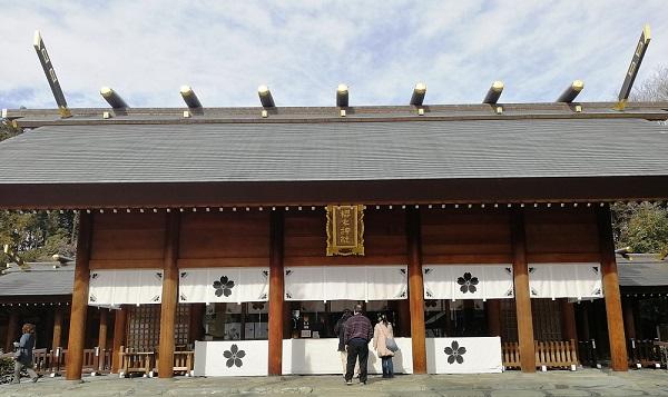 櫻木神社(桜木神社)   御朱印ガールに大人気の開運、厄除け神社