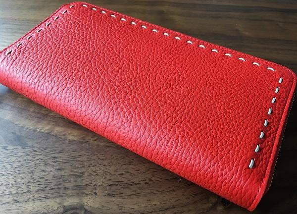 NAGATANI(ナガタニ)の財布『SAHO』