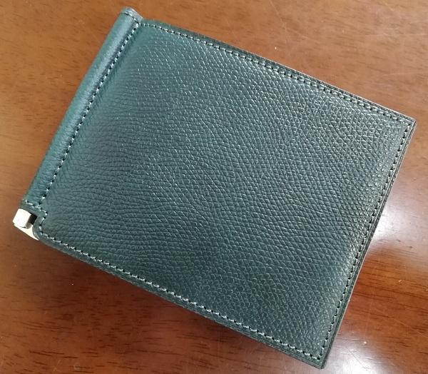 NAGATANI(ナガタニ)のメンズ財布WSTO(マネークリップ)