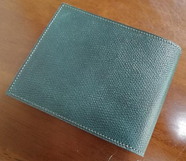 NAGATANI(ナガタニ)のメンズ財布WSTO(二つ折り財布)