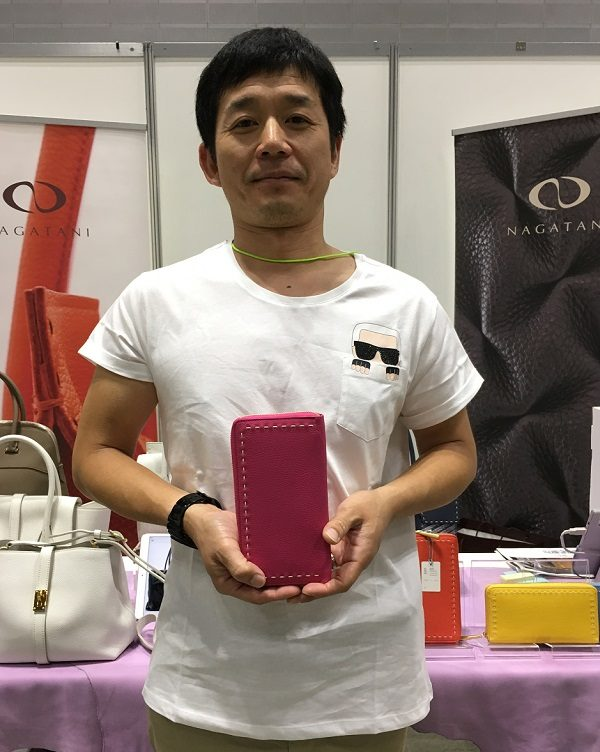 株式会社 ナガタニ代表取締役・長谷圭祐氏