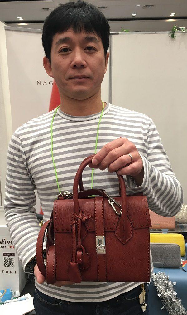 ナガタニ(NAGATANI)のバッグ、OAF-01