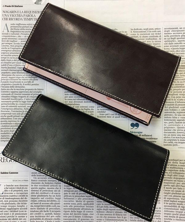 グレンチェック(GLENCHECK)のブライドルレザー 長財布
