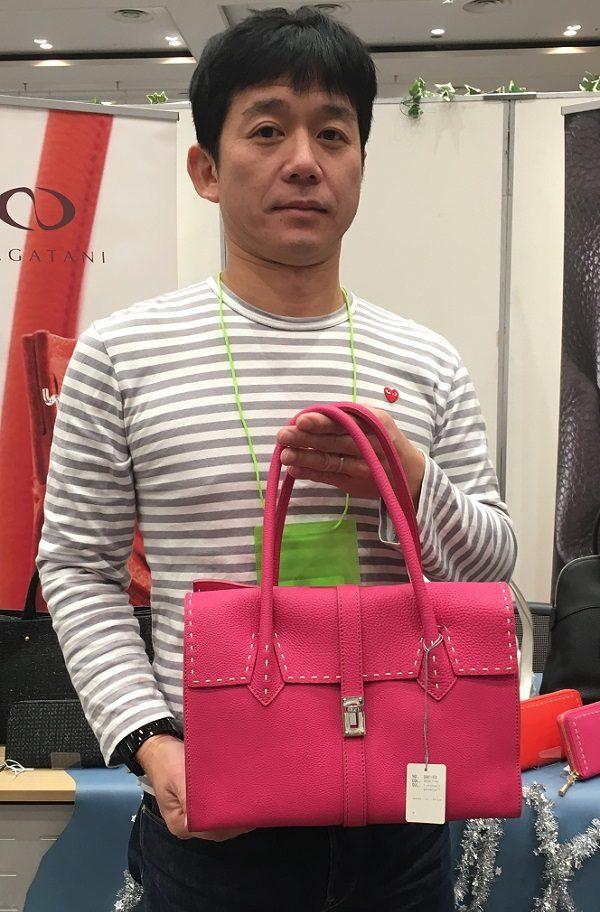 ナガタニ(NAGATANI)のバッグ、OAF-02