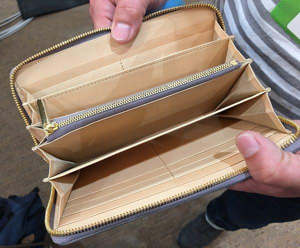 NAGATANI(ナガタニ)の長財布SAHO