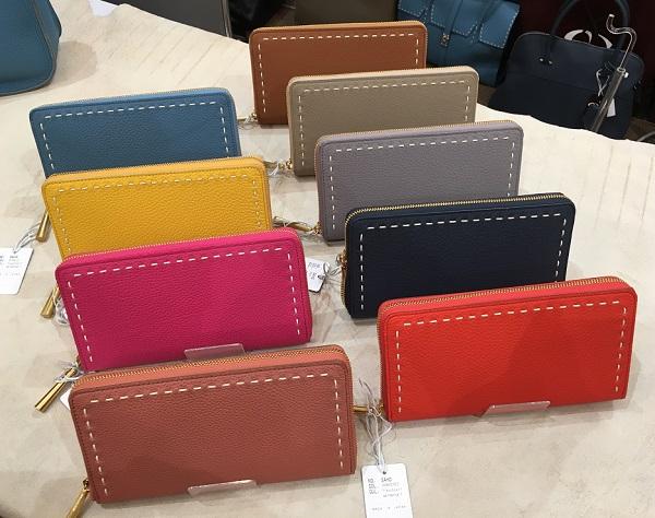 NAGATANI(ナガタニ)の財布SAH0、全9色