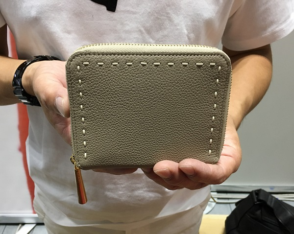 NAGATANI(ナガタニ)の二つ折り財布・Bonny