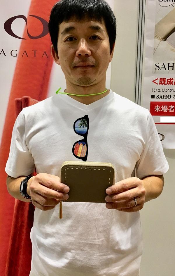 NAGATANI(ナガタニ)の社長、長谷圭祐氏