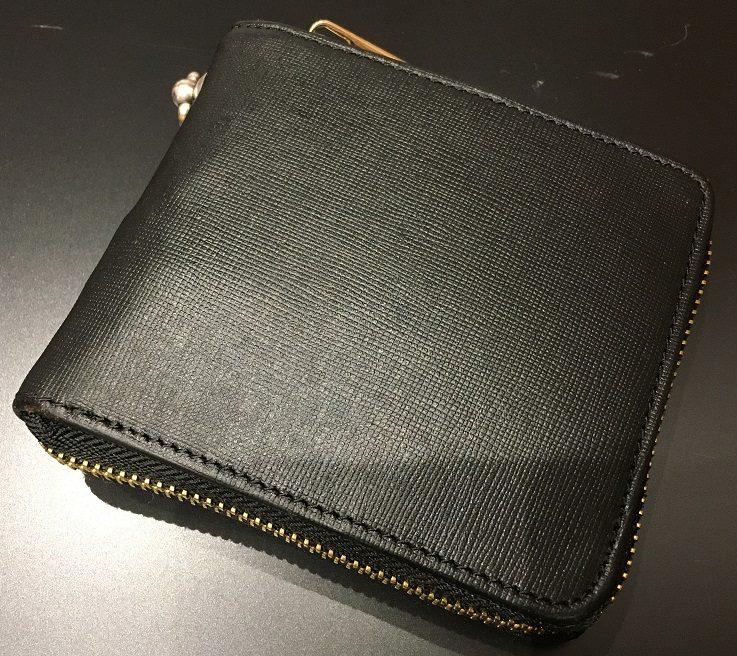 合同会社ハレルヤの社員Y氏愛用の財布