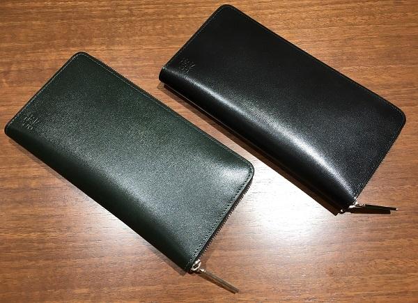 ココマイスターの長財布【カヴァレオシンバ】