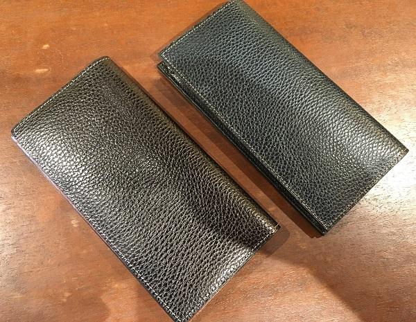 【ロッソピエトラ薄型長財布】ココマイスターの長財布