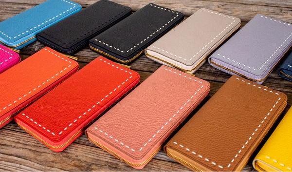 ナガタニの財布