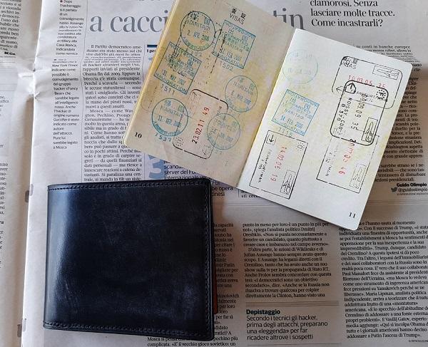 crafsto(クラフスト)の財布『ブライドルレザー 二つ折り財布』