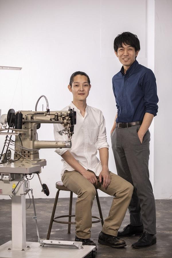 crafsto(クラフスト)の久保順也社長と太田玲氏