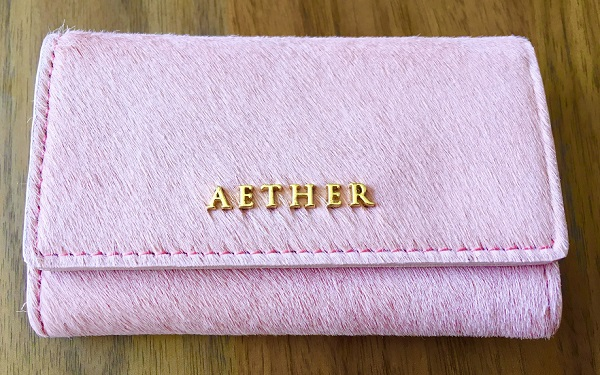 AETHER(エーテル)のキーケース、ヘアカーフ『アリュール』キーケース