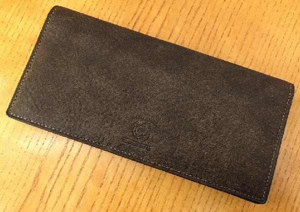 ココマイスターの長財布、ベテルギウスオリオンウォレット