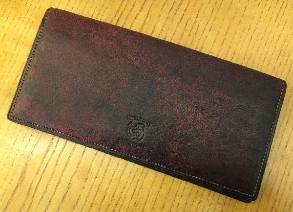 ココマイスターの長財布、ベテルギウスハーシェルウォレット